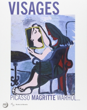 Catalogue Visages, Picasso, Magritte, Warhol, ...