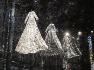 Chiharu Shiota, State of Being (LE GUÉPARD), installation